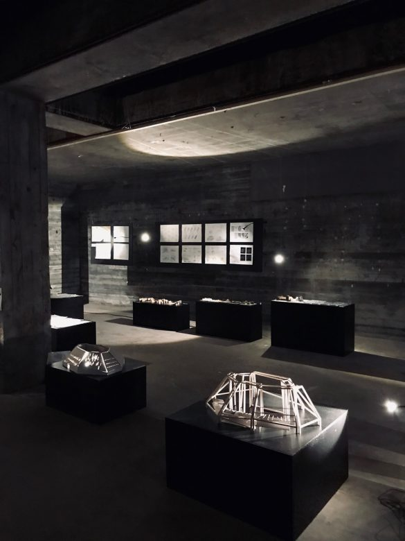 """Exhibition space"""