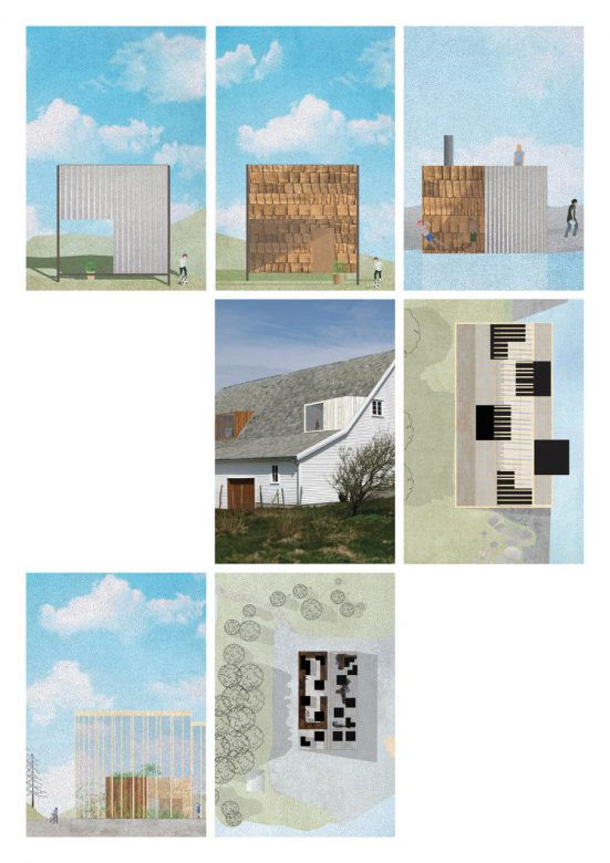 New structures in the face of cultural landscapes and cultural heritage
