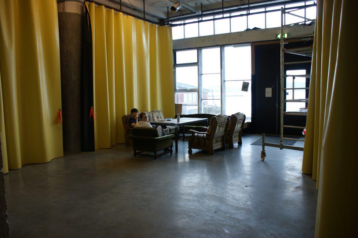 cantina room