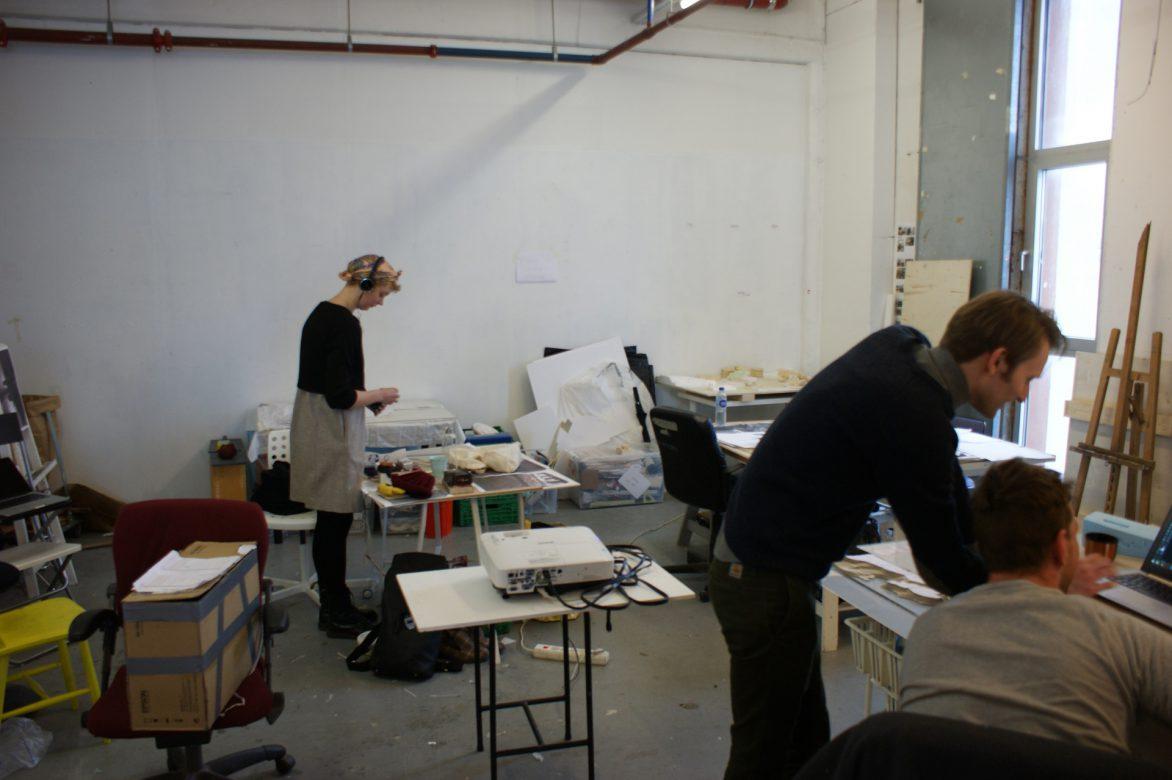 Studio 3rd floor