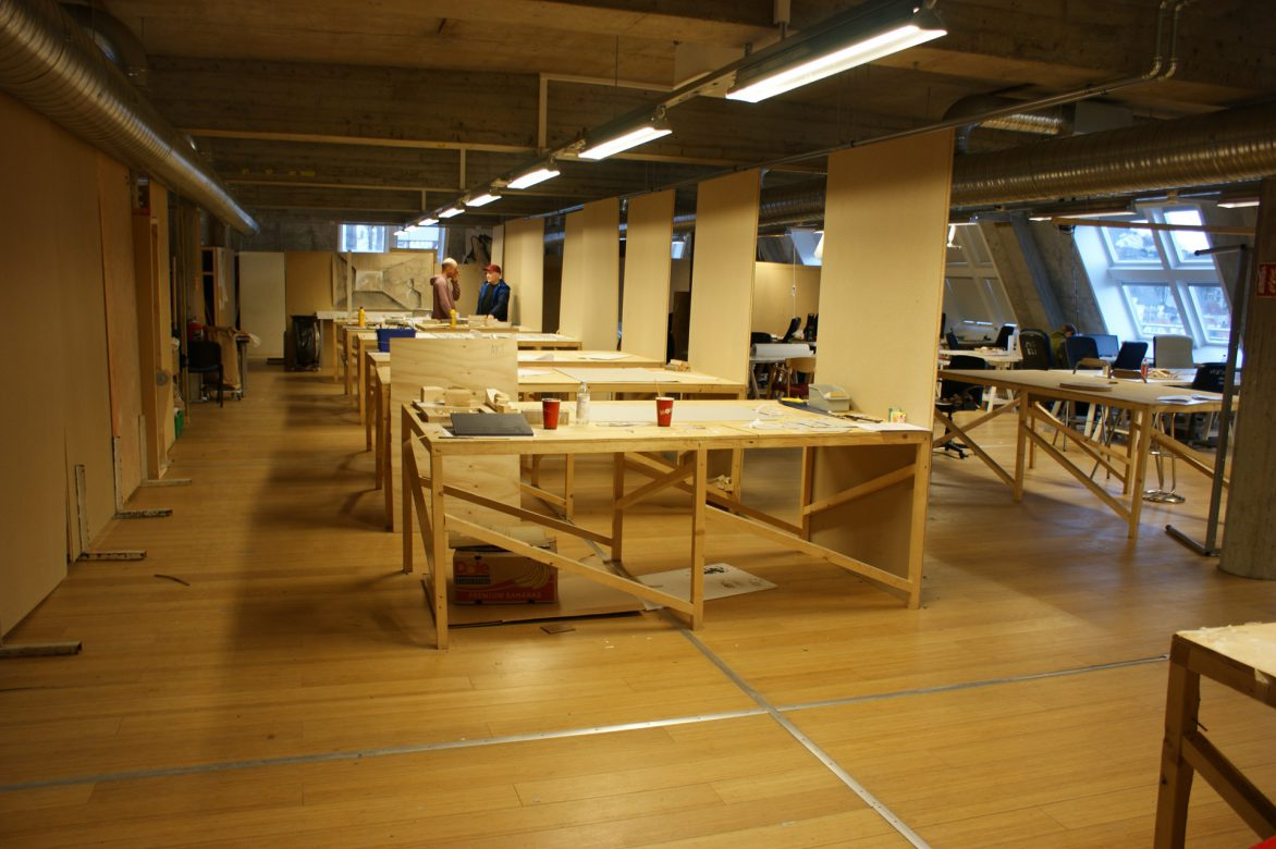 studio upper floor