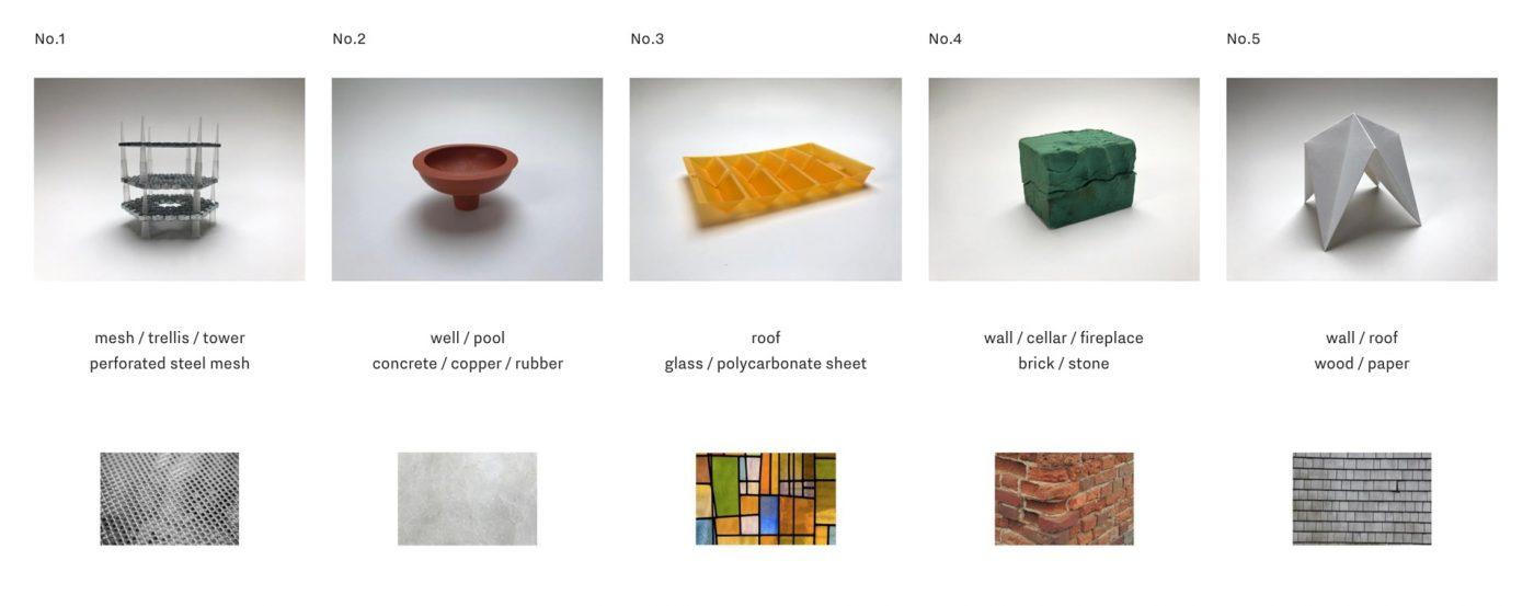 vessel & material