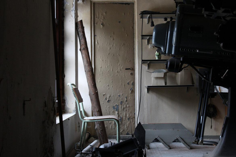 Documentative Photography - Cinema Room