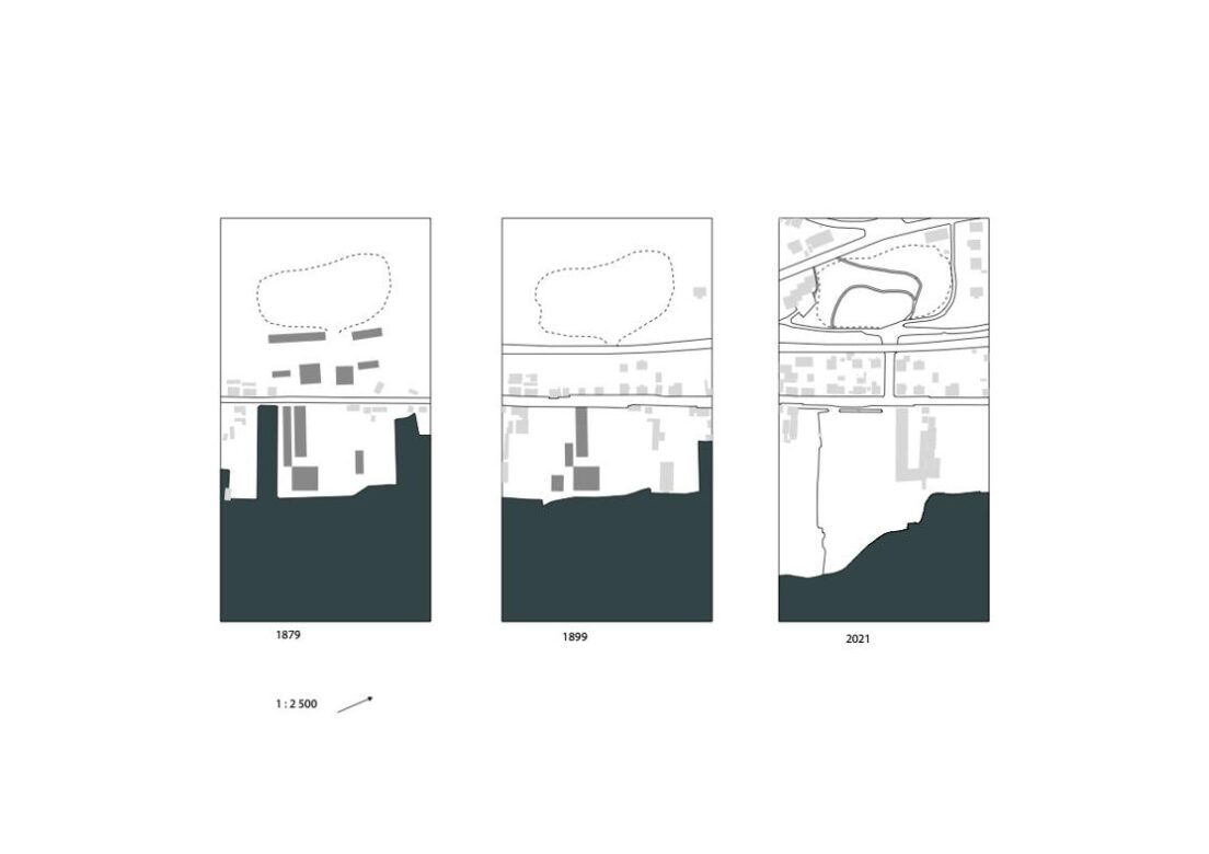 Altonatomten – historisk utvikling
