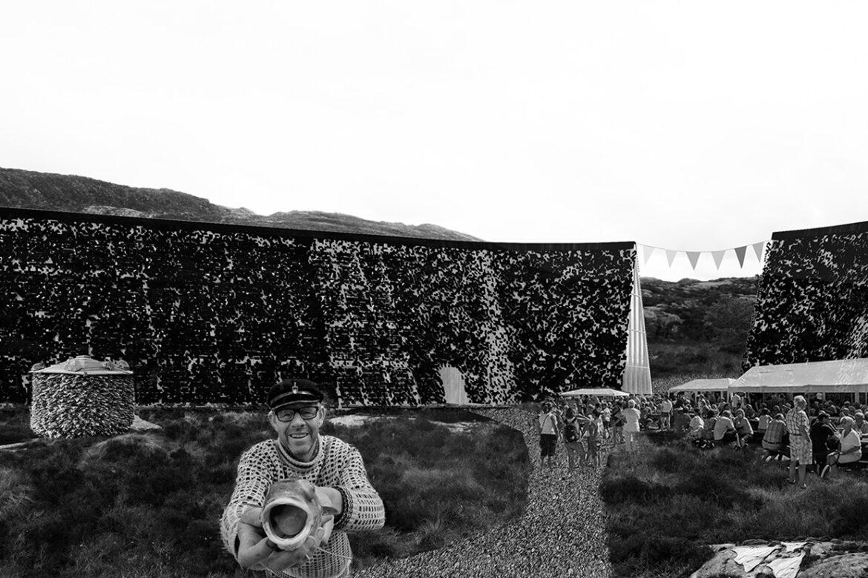 Fish festival at Gulen Akvakultursenter