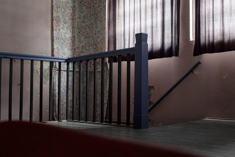 Documentative Photography - Stair Corner